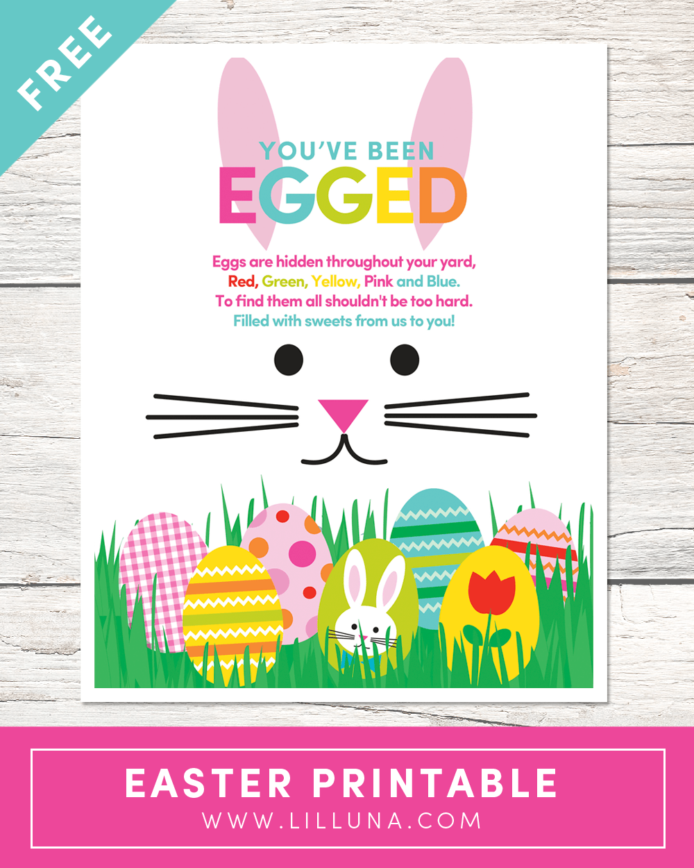 picture about You've Been Egged Printable identify Youve Been Egged Printable - Lil Luna