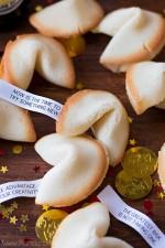 Tai Pei + Homemade Fortune Cookies