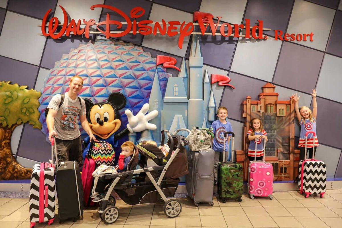 What to pack for Disney World - tips and tricks
