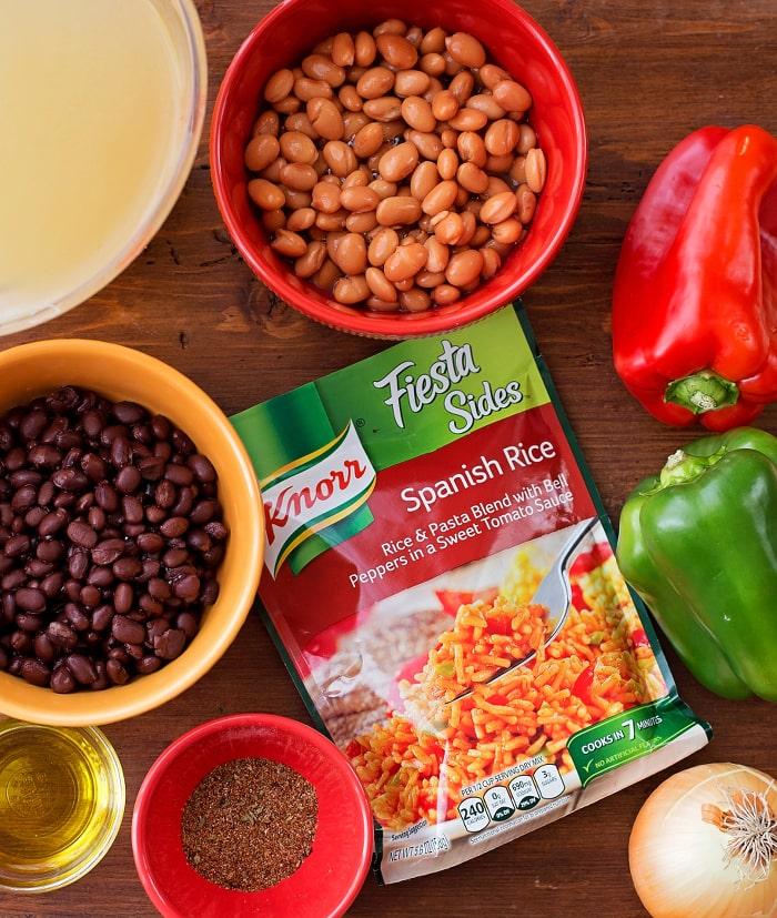 Fajita Chili With Knorr 174 Fiesta Sides Lil Luna