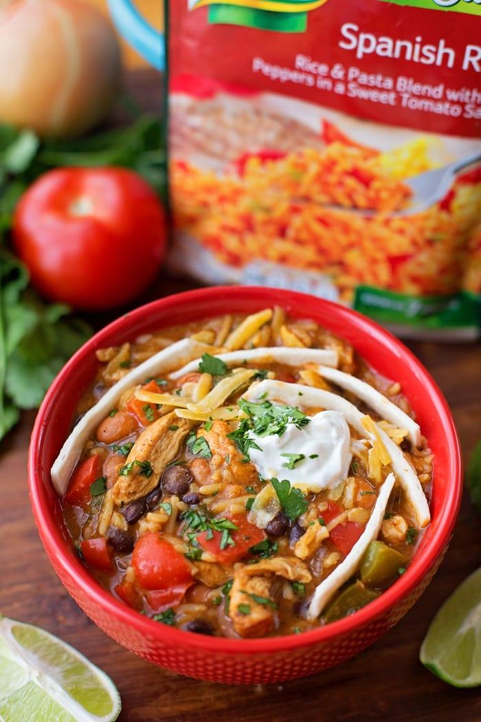 Delicious Fajita Chili recipe - so simple and flavorful!