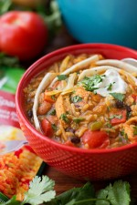 Fajita Chili with Knorr® Fiesta Sides™