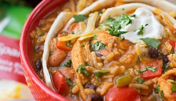 Fajita Chili with Knorr® Fiesta Sides™