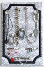 DIY Jewelry Organizer Tutorial