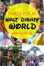 Walt Disney World Vacation Re-Cap