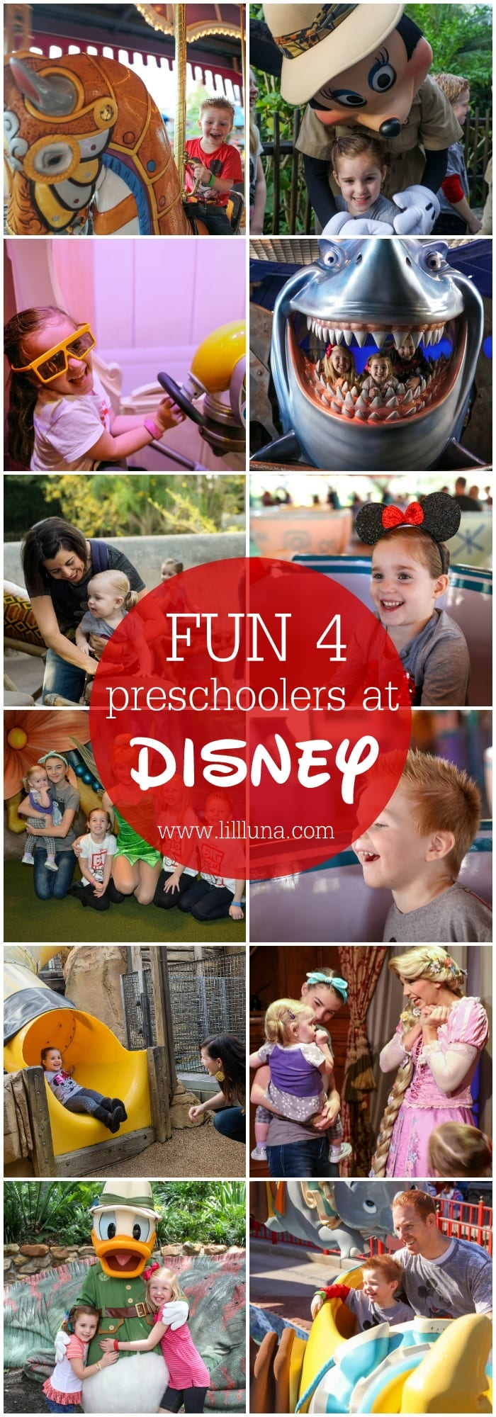 Walt Disney World for kids - tips, tricks and rides