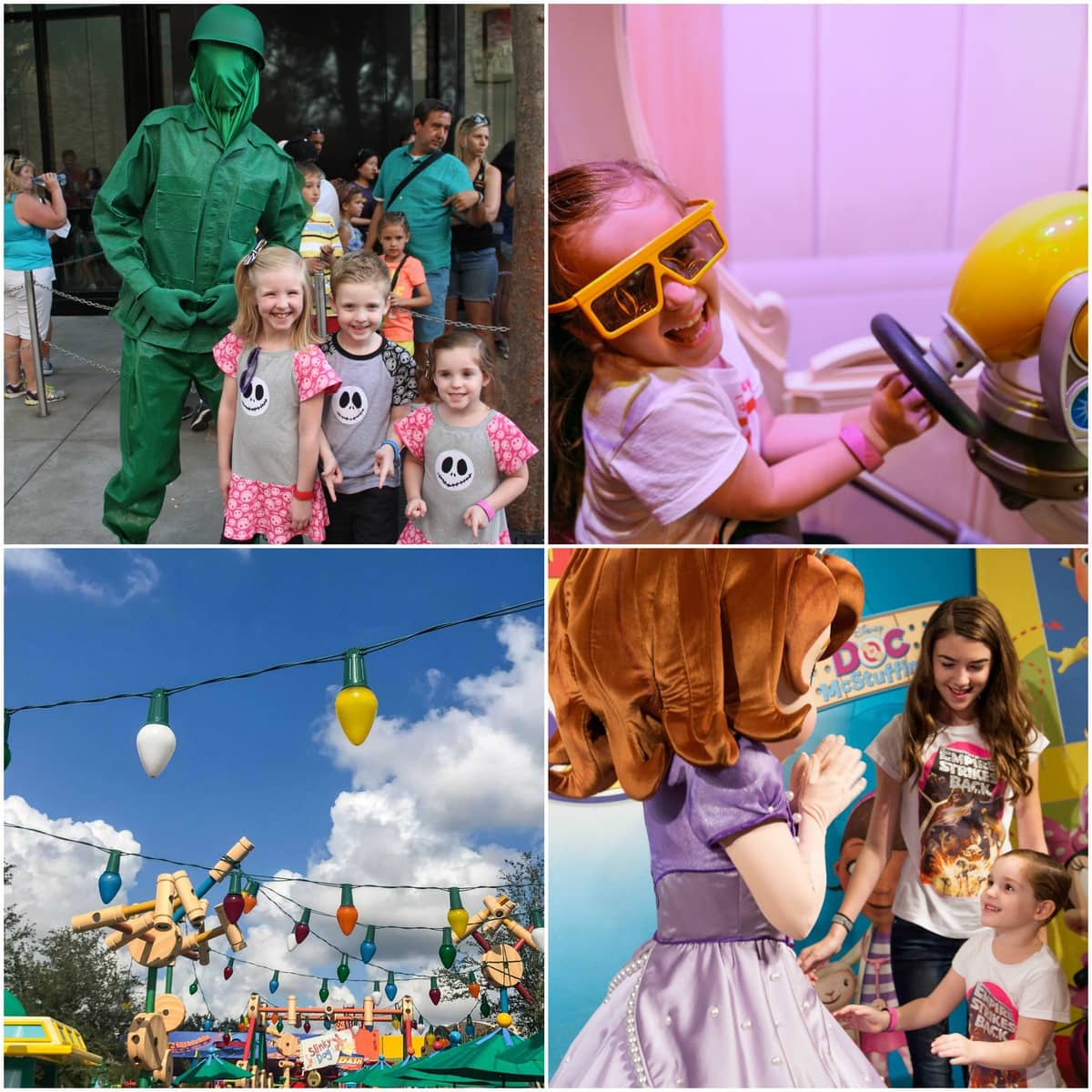 Disney World Rides for Kids - Hollywood Studios