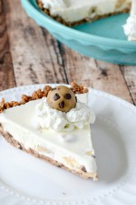 Cookie Dough Ice Cream Pie
