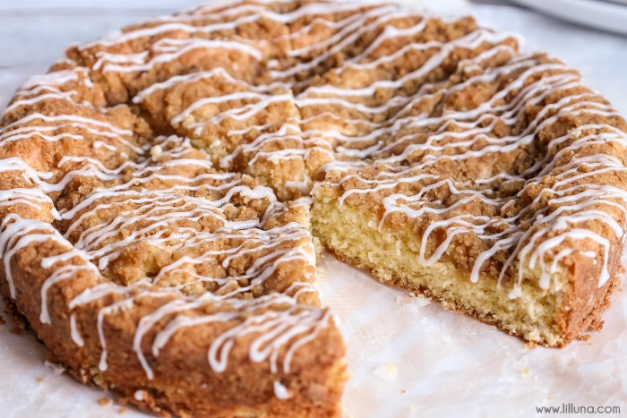 Cream Cheese Coffee Cake Better Than Your Typical This Recipe Has