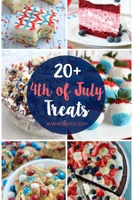 20+ 4th of July Desserts