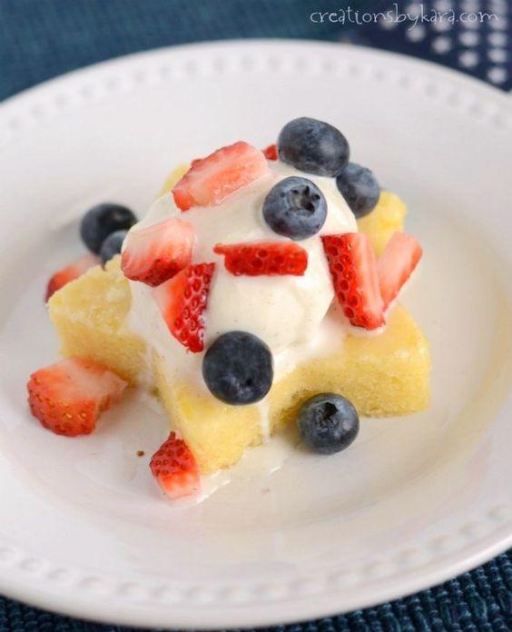 20+ 4th Of July Desserts