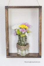 DIY Rustic Wall Decor