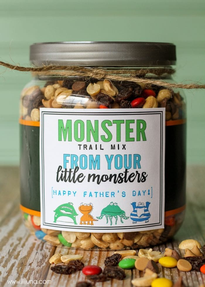 20 Diy Father 39 S Day Gift Ideas Lil 39 Luna