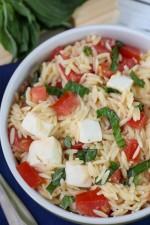 Fresh Mozzarella Pasta Salad