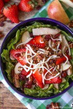 Strawberry Harvest Salad