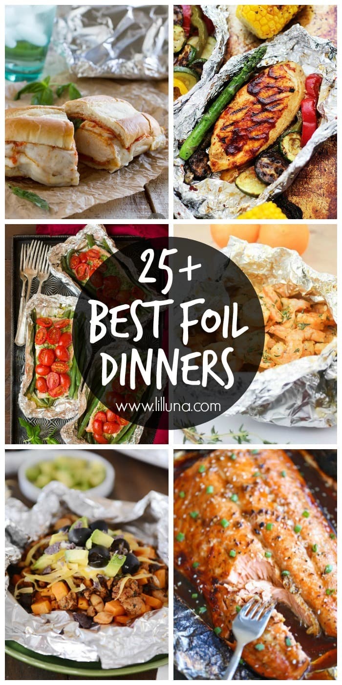 Best 25 Professional Makeup Ideas On Pinterest: 25+ Best Foil Dinners