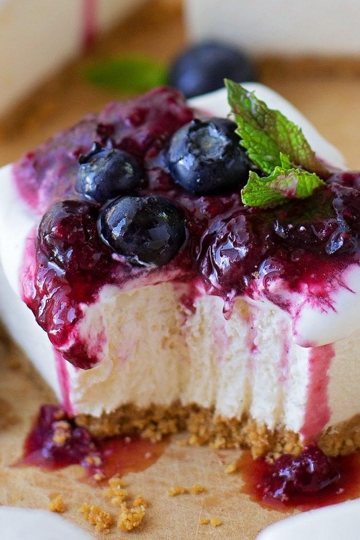 Easy Cream Cheese Cake Filling