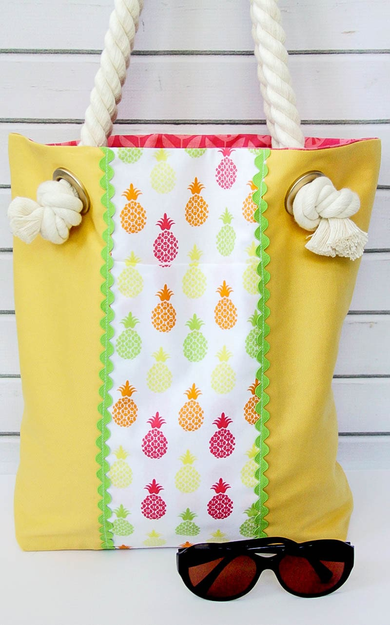 Easy-Summer-Pineapple-Totebag-2