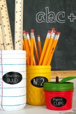Back to School Teacher Jar Gifts