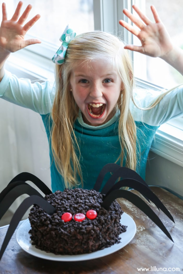 BTS-chocolate-oreo-spider-cake