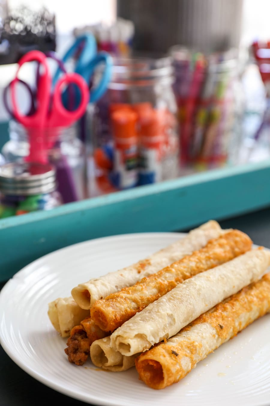 El Monterey Taquitos - the kids love these!