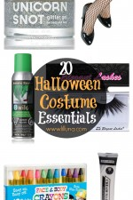 Halloween Costume Essentials