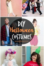 50+ DIY Halloween Costume Ideas