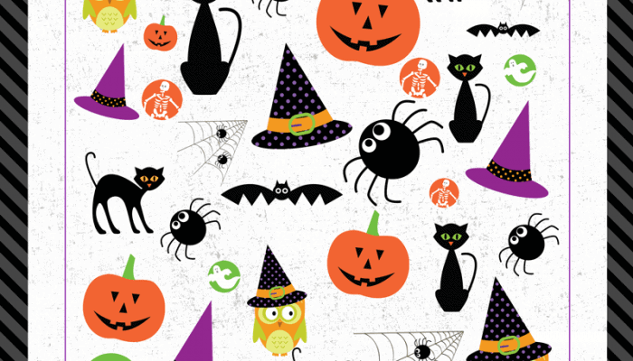 Halloween I Spy Printable