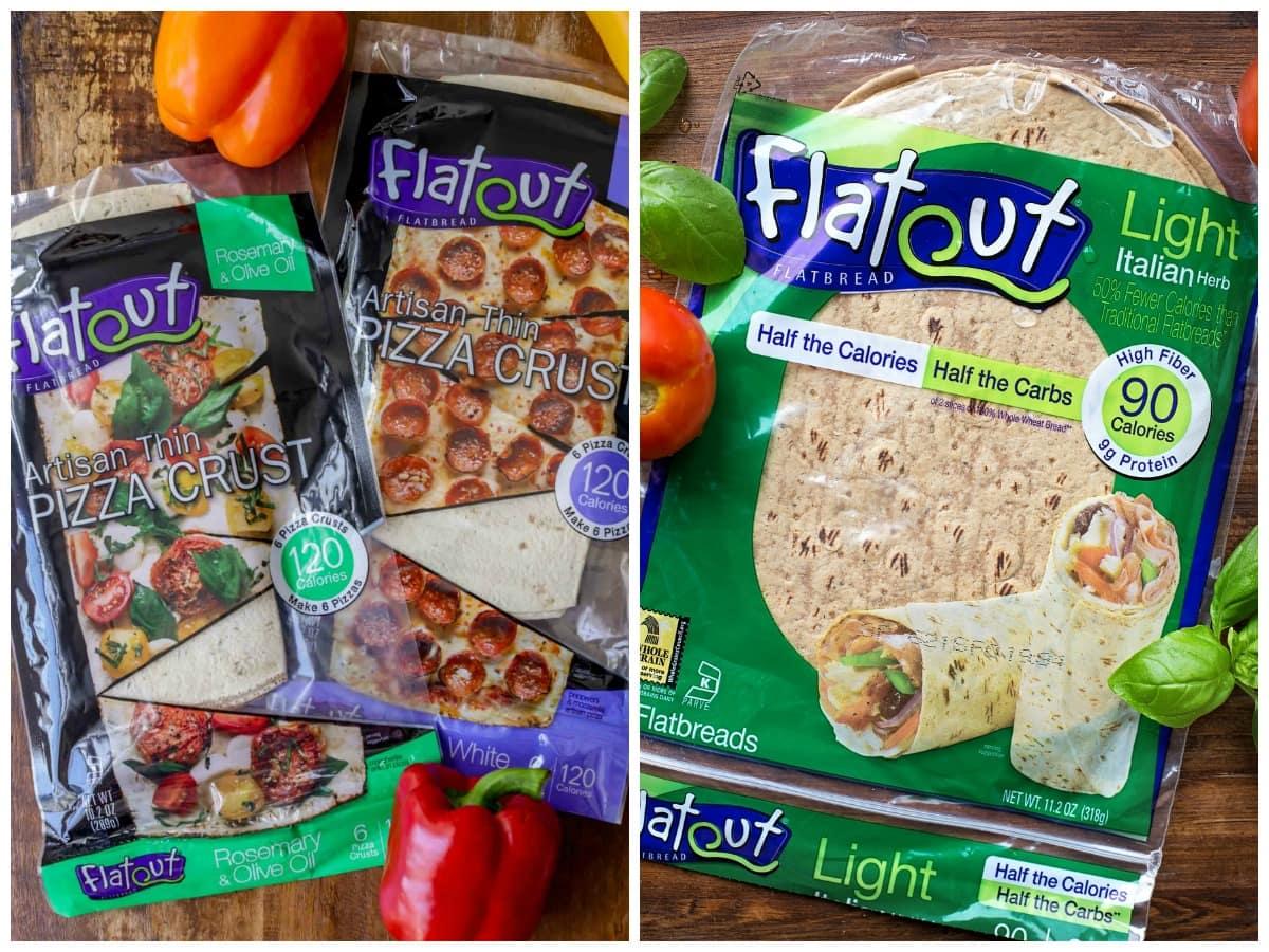 Flatout Flatbread Breads