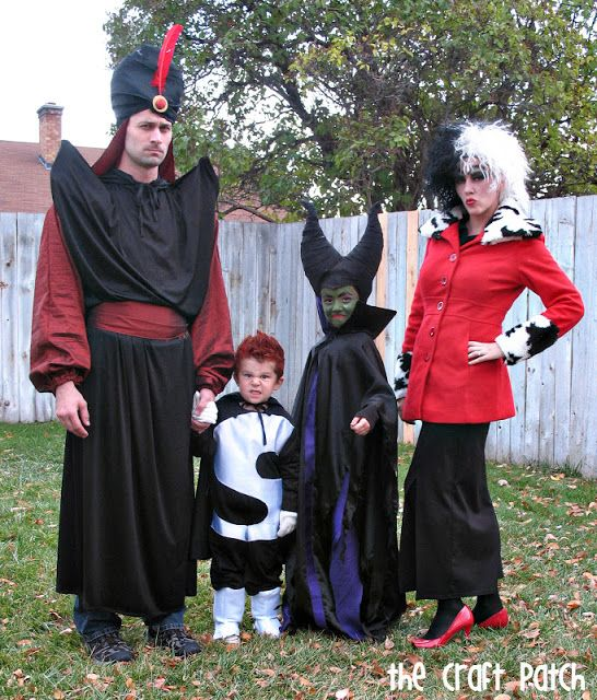 halloween costume family - 3