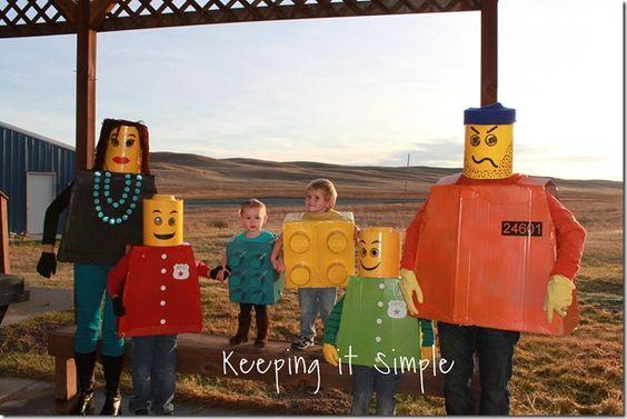 halloween costume family - 6