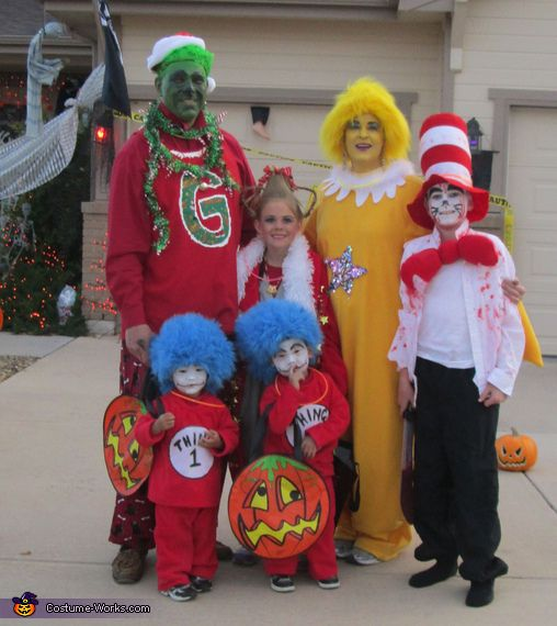 halloween costume family - 9