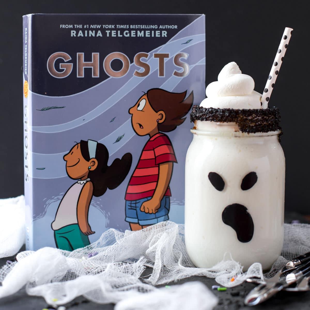 Ghosts by Raina Telgemeier