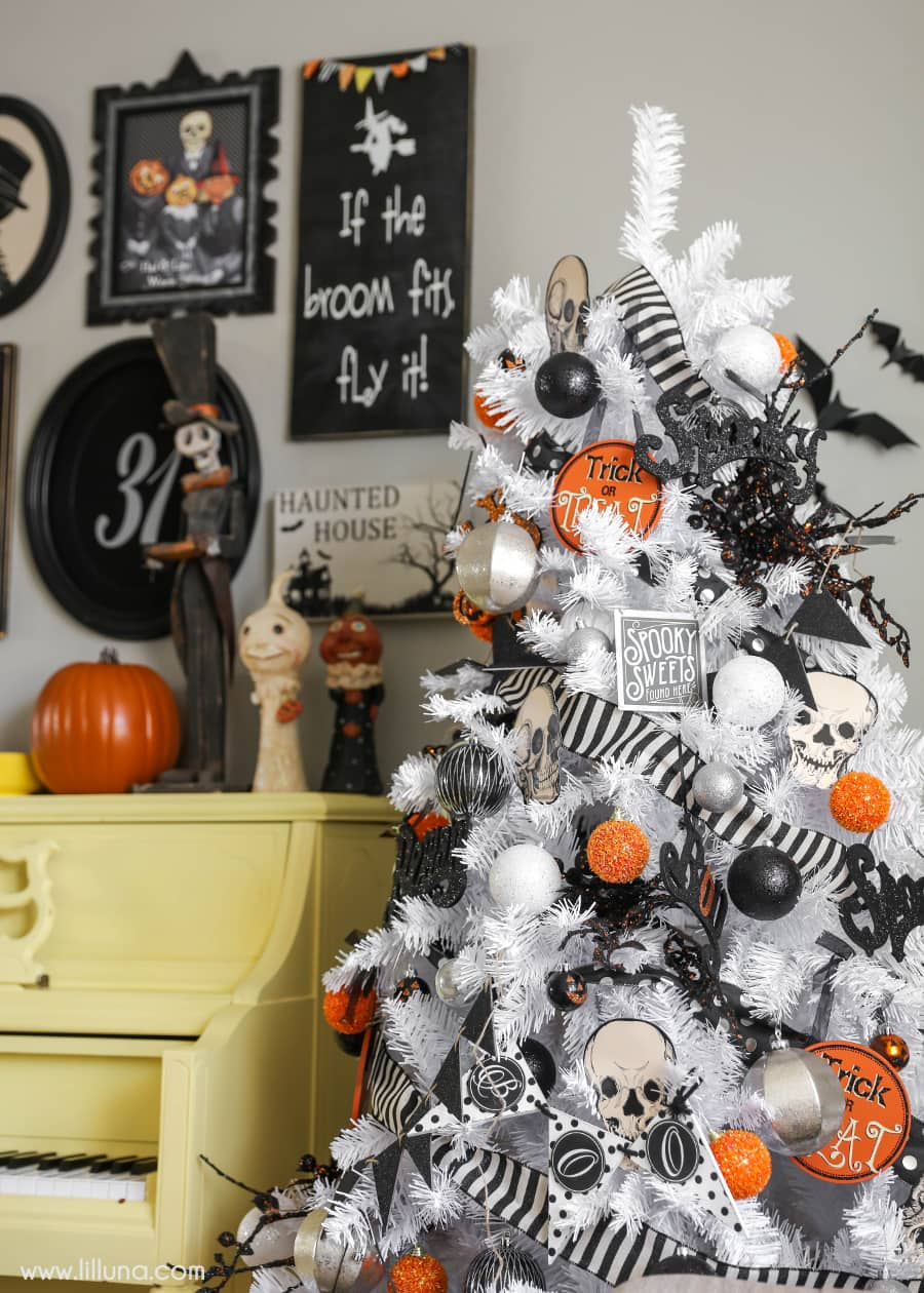 Halloween Home Decor 2016 Lil Luna