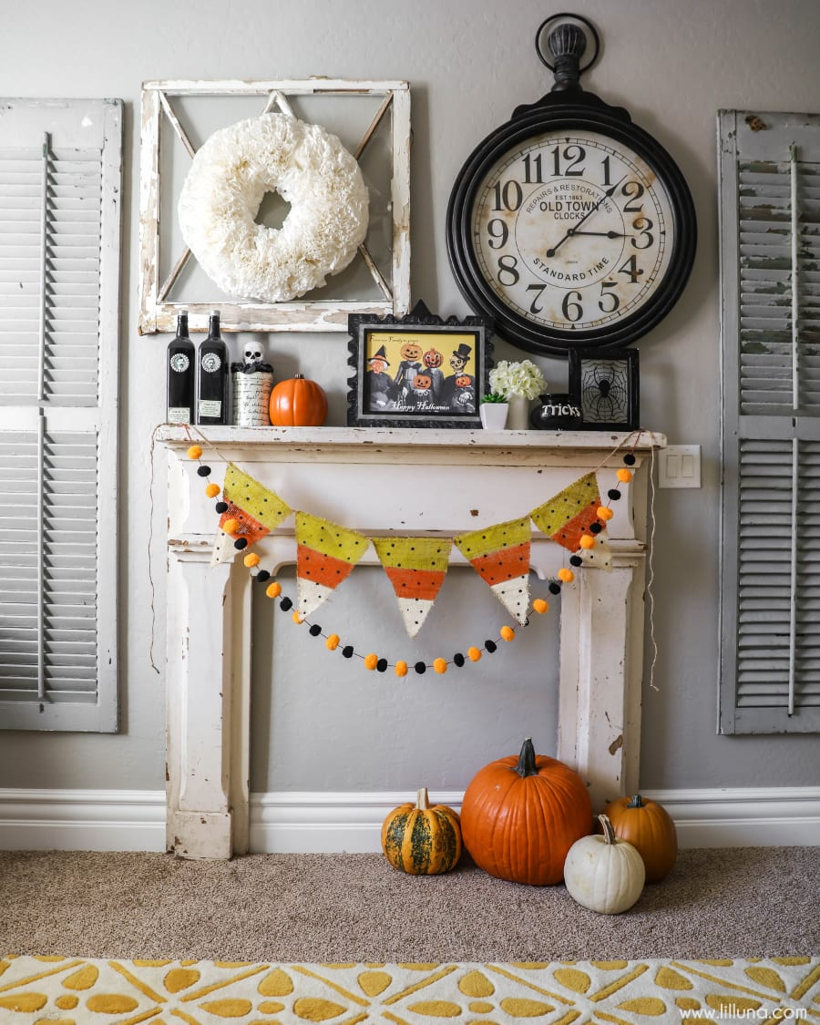 Halloween Home Decor 2016