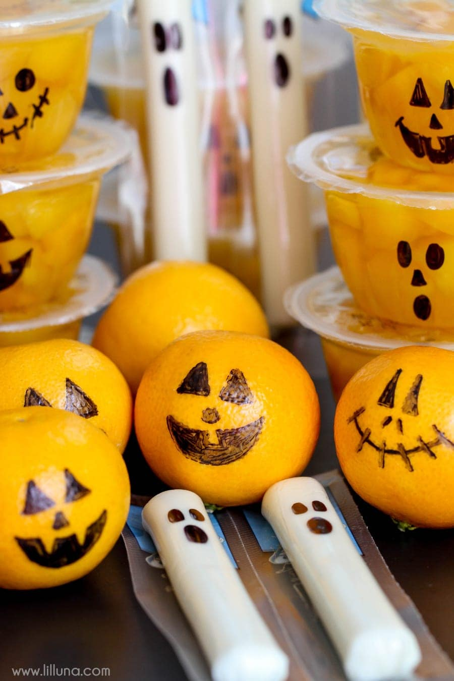 Healthy Halloween Snacks Perfect For Parties Lil Luna
