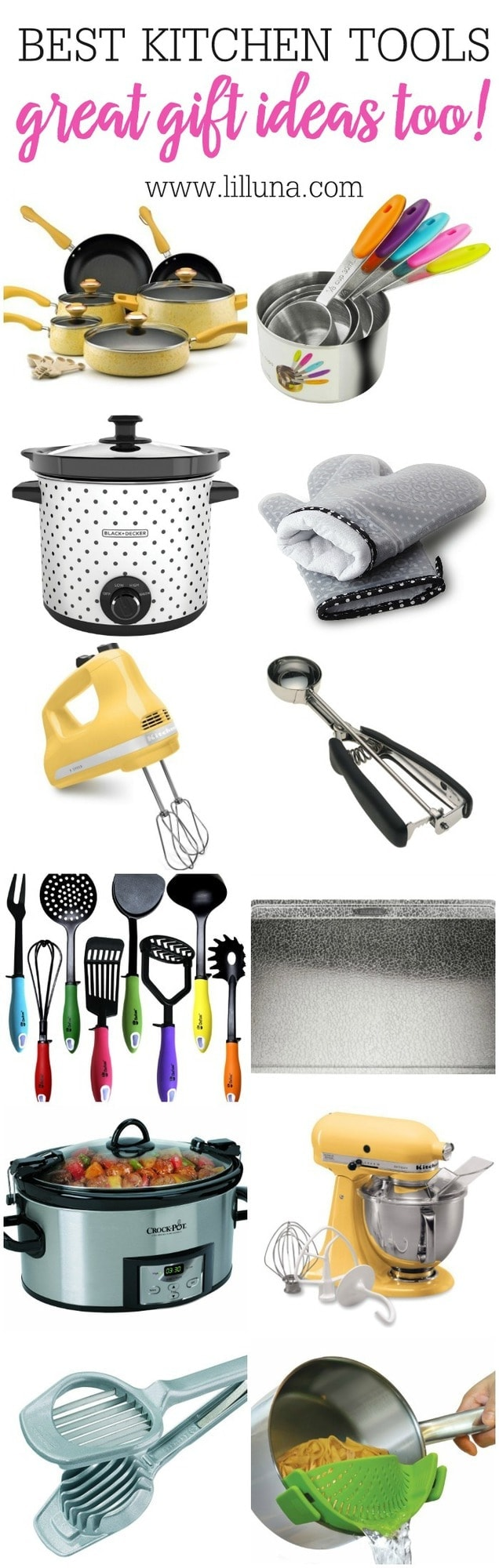Kitchen Christmas Gift Best Kitchen Tools Great Christmas Gift Ideas Lil Luna