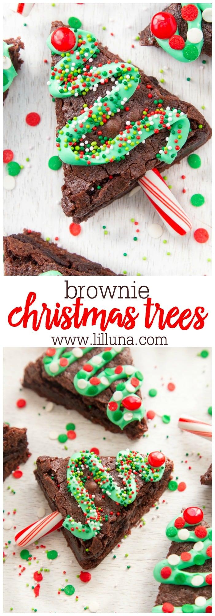 Easy Brownie Crafts