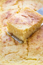 Sour Cream Cornbread Recipe