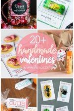 20+ Handmade Valentines