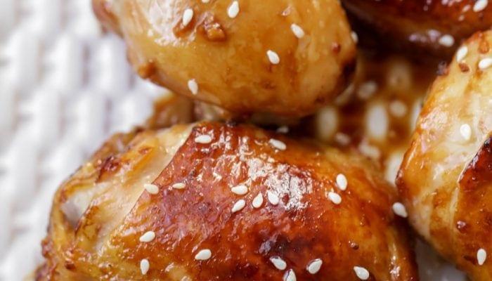 Asian Honey Garlic Chicken