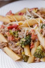 Italian Sausage and Penne