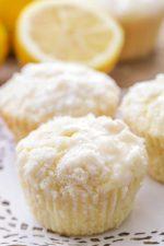 Lemon Crumb Muffins