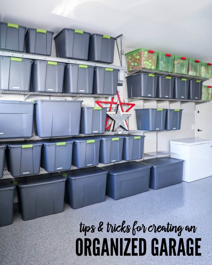 makeover s organized to how storage today after add organize garage homeowner and video your
