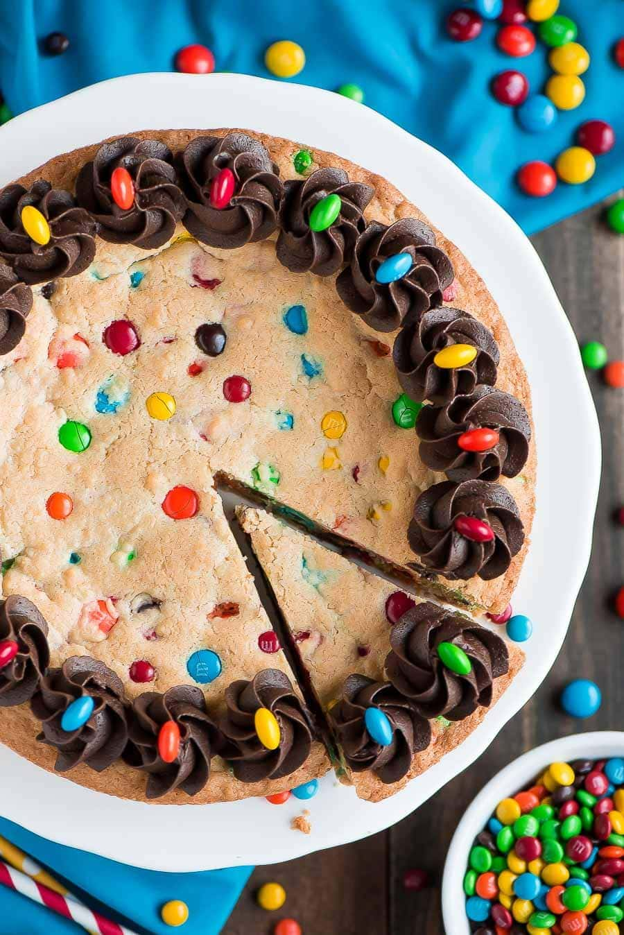 mm cookie cake