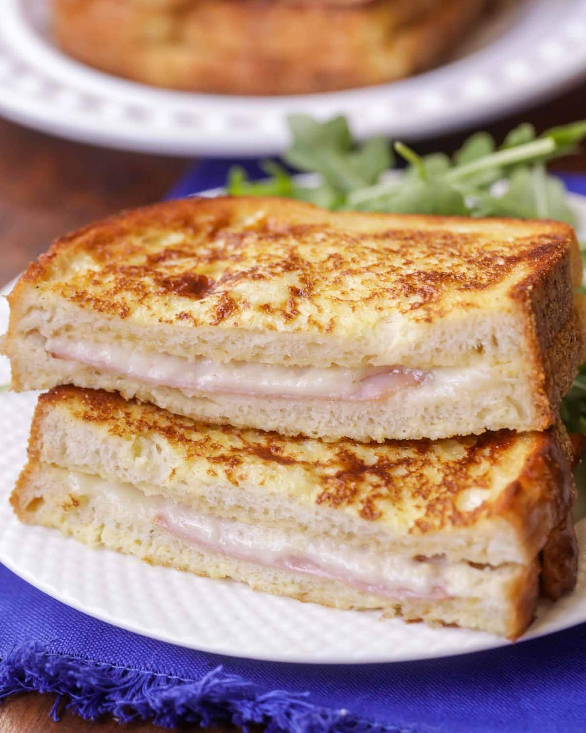 Easy Croque Monsieur
