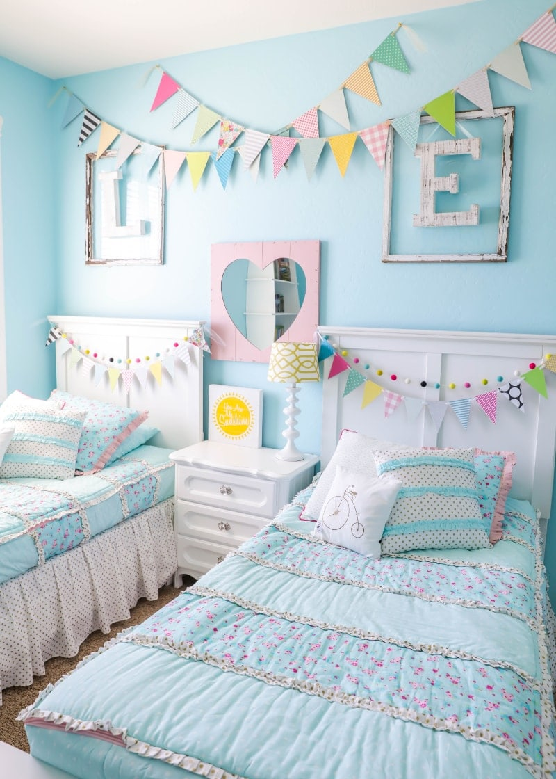 Tips and Decorating Ideas for Kids' Rooms