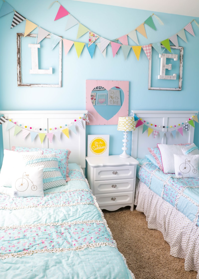 decorating ideas for kids rooms 18934 | girls room makeover 2017 8