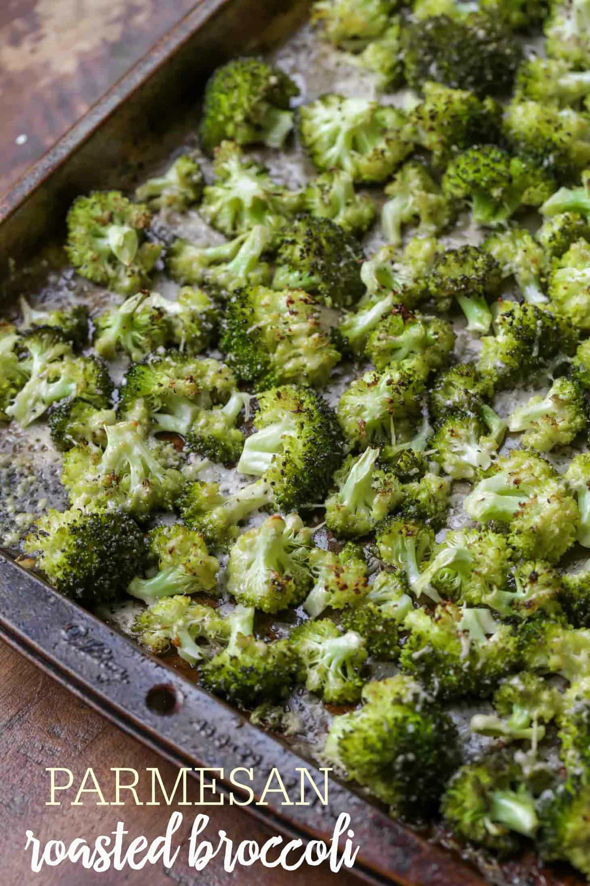 Parmesan Roasted Broccoli Lil Luna