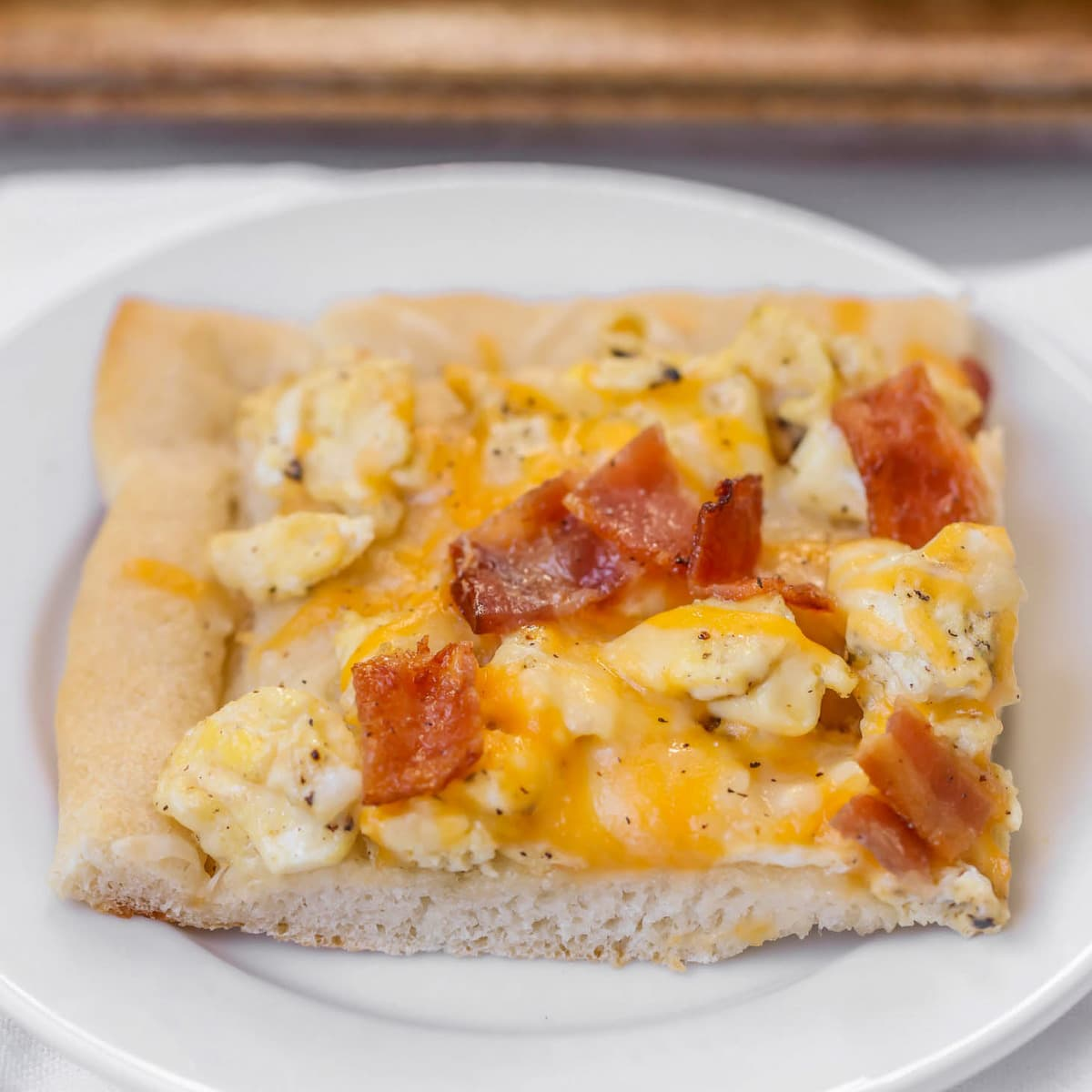 Easy Cheesy Breakfast Pizza Video Lil Luna